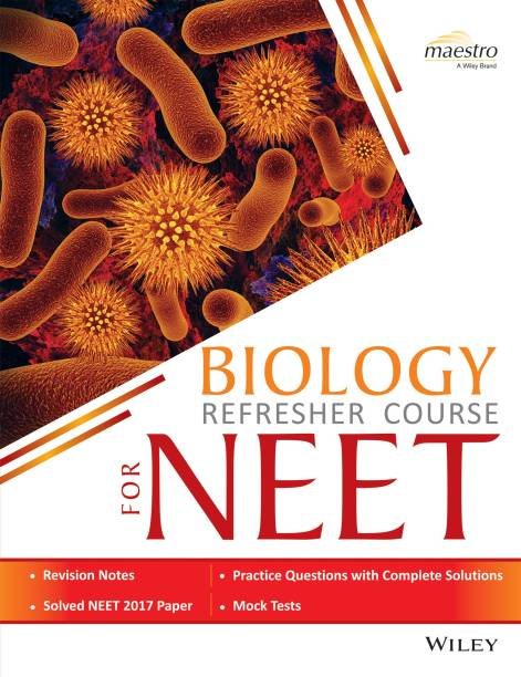 Wiley's Biology Refresher Course for Neet