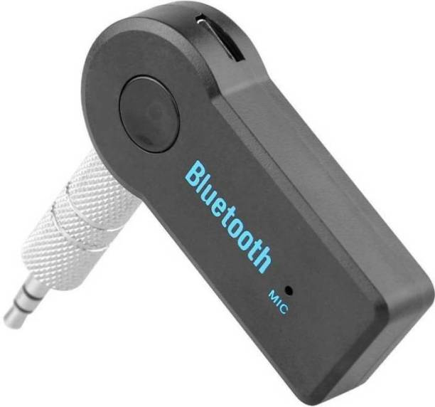 Empreus v3.0 Car Bluetooth Device with 3.5mm Connector, Audio Receiver, Adapter Dongle