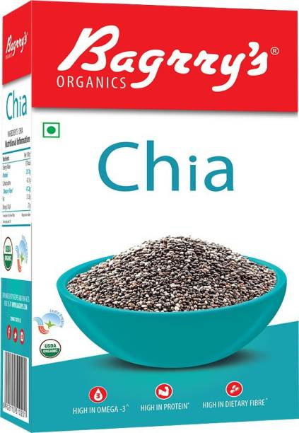Bagrry's Chia Seeds