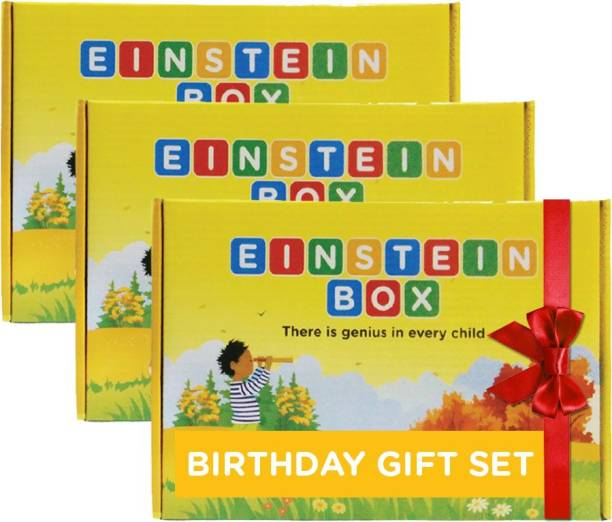 Einstein Box Birthday Gift Set For 4 To 6 Year Old Boys Girls 3