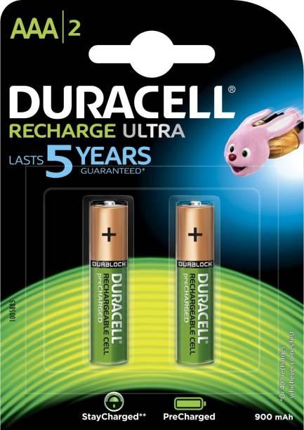 DURACELL Ultra A A A - 2 Pcs - 900 mAh  Battery