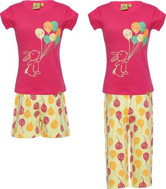 0298fdead83 Top Capri Shorts Set Night Dresses Nighties - Buy Top Capri Shorts ...