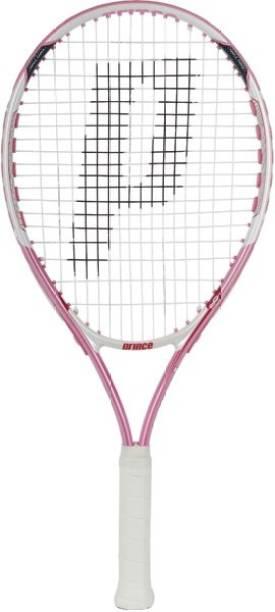 PRINCE 7T19Q205 - AirO Pink Team 25 Junior Multicolor Strung Tennis Racquet