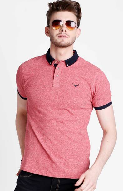 a1fa0f2f Pink Tshirts - Buy Pink Tshirts Online at Best Prices In India ...
