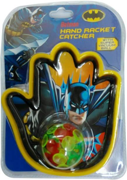 BATMAN Hand Catcher Set Tennis Kit