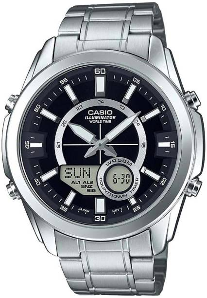 Casio watches buy casio watches online at best prices in india casio a1216 enticer mens watch for men gumiabroncs Images