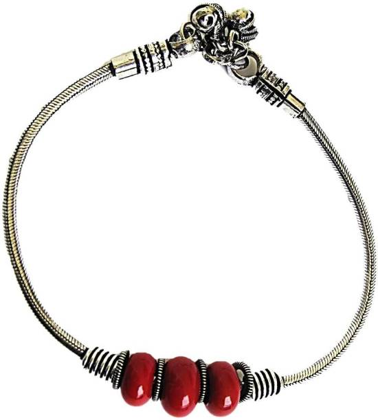 889b20599 Muccasacra Hot Selling Bright Red Stone Single Sterling Silver