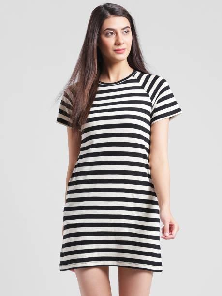 acb7c22836ef Tshirt Dress Dresses - Buy Tshirt Dress Dresses Online at Best ...