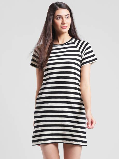 3b512bcebed0 Tshirt Dress Dresses - Buy Tshirt Dress Dresses Online at Best ...