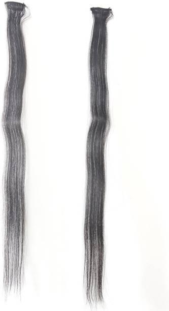 Ritzkart Straight MIX NATURAL TYPE HAIR EXTENSION Hair Extension