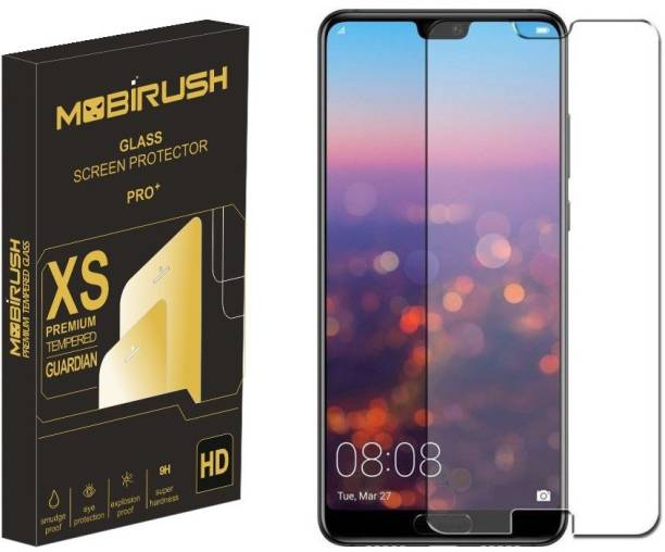 MOBIRUSH Tempered Glass Guard for Honor P20 Pro