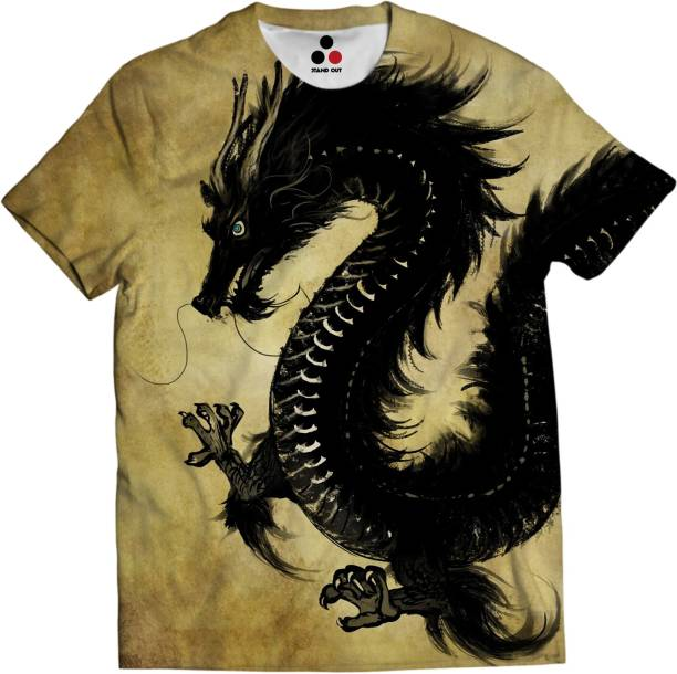 62247189579 Animal Print Tshirts - Buy Animal Print Tshirts Online at Best ...