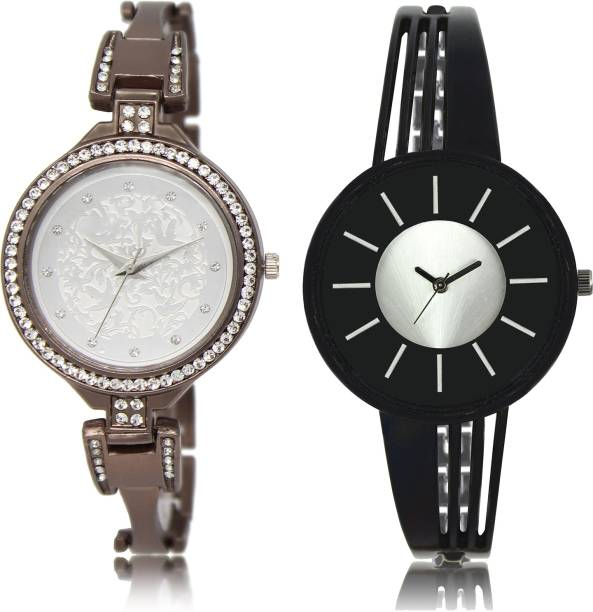 fe24b432fc PRATHAM SHOP New Chronograph Combo Watch GL236-GL212 For Girls And Women  Watch - For