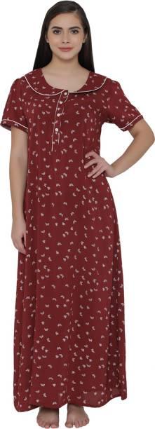 83728021f1 Clovia Night Dress Nighties - Buy Clovia Night Dress Nighties Online ...