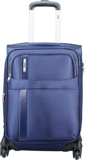 79f74d04ce6 VIP TRYST 4W EXP STROLLY 55 INK BLUE Expandable Cabin Luggage - 20 inch