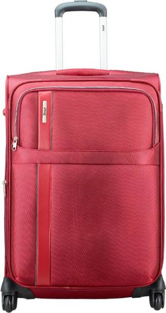b15dcd9fe18 VIP TRYST 4W EXP STROLLY 65 CRIMSON RED Expandable Check-in Luggage - 28  inch
