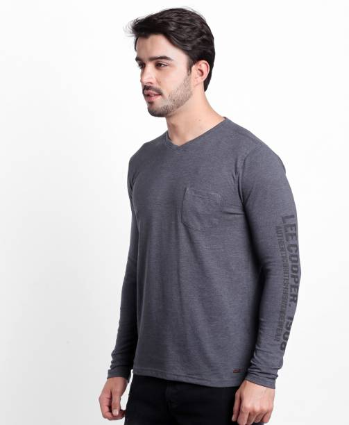 56340ce4e8796e Lee Cooper Tshirts - Buy Lee Cooper Tshirts Online at Best Prices In ...