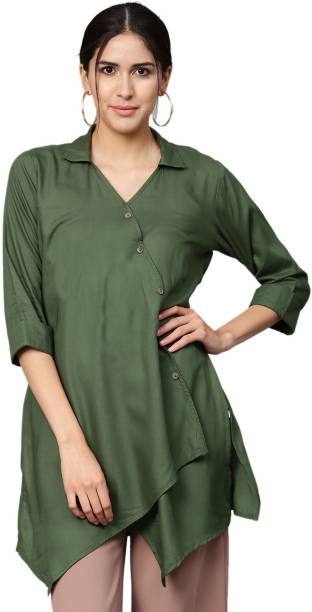 0f9a7c84080dc2 Tunics For Women - Buy Tunic Tops   Tunic Dress Online at Best ...