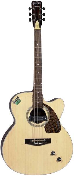 Givson 22 Semi-acoustic Guitar Rosewood Rosewood Right Hand Orientation