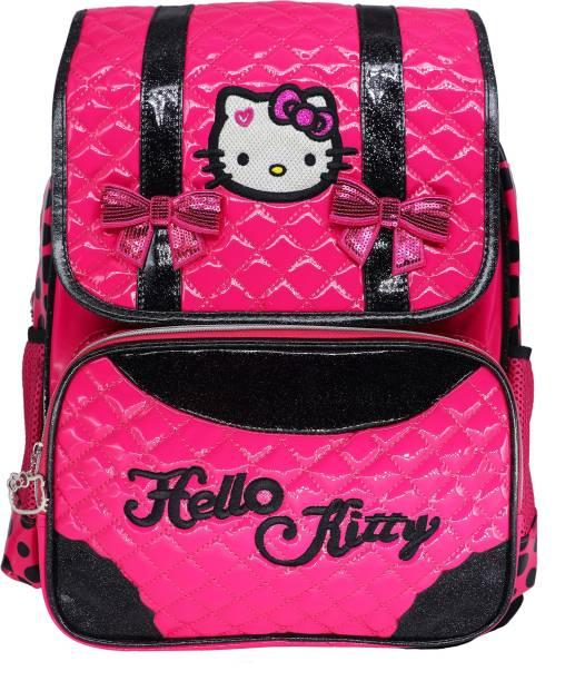 Hello Kitty School Bags - Buy Hello Kitty School Bags Online at Best ... 947c1b6010a46