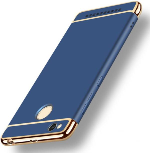 GoldKart Back Cover for Mi Redmi 3S Prime