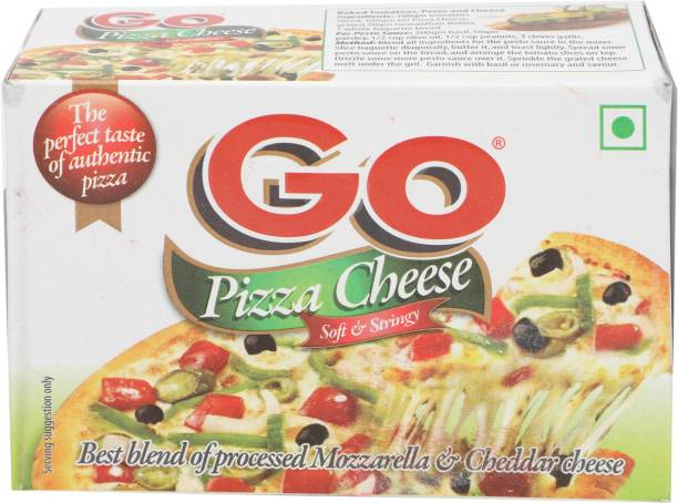 Go Pizza Processed cheese