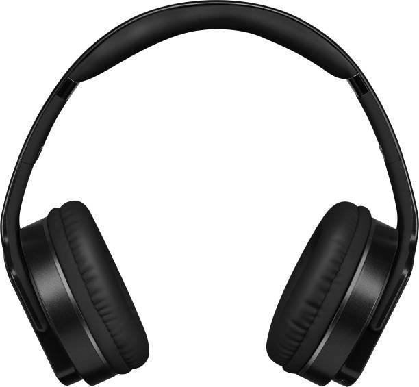 aab21a0589a9 Ultraprolink Wireless Hybrid Headphones + Speakers Bluetooth Headphone