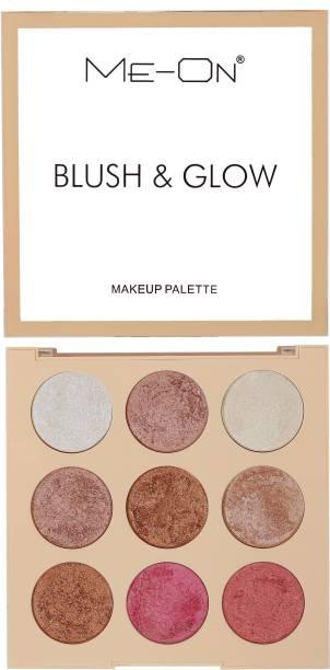 Me-On Blush & Glow Highlighter