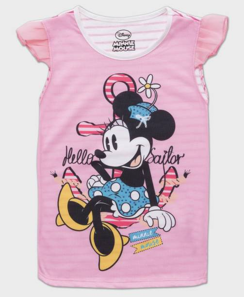 1e8d6193 Disney Tshirts - Buy Disney Tshirts For Girls Online at Best Prices ...