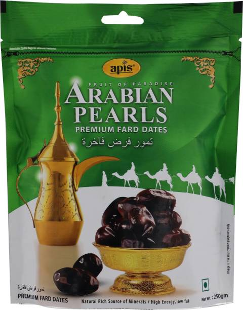 Apis Arabian Pearls Premium Fard Dates