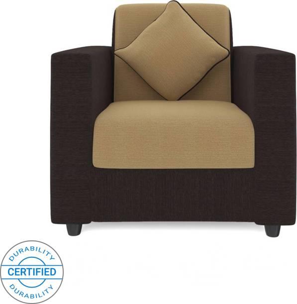 WESTIDO Emgey Fabric 1 Seater  Sofa