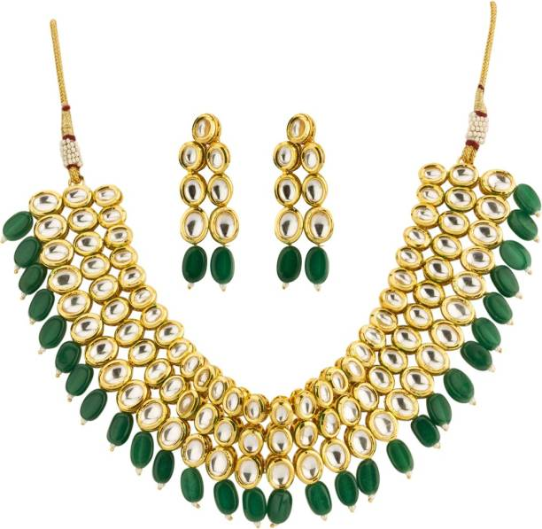 f74fc7712 Kundan Jewellery Sets - Buy Kundan Jewellery Sets Online at Best ...