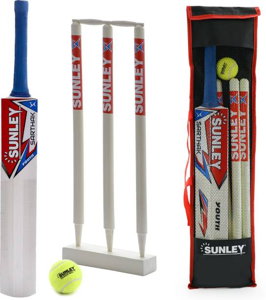 SUNLEY Sarthak Youth Size Cricket Kit