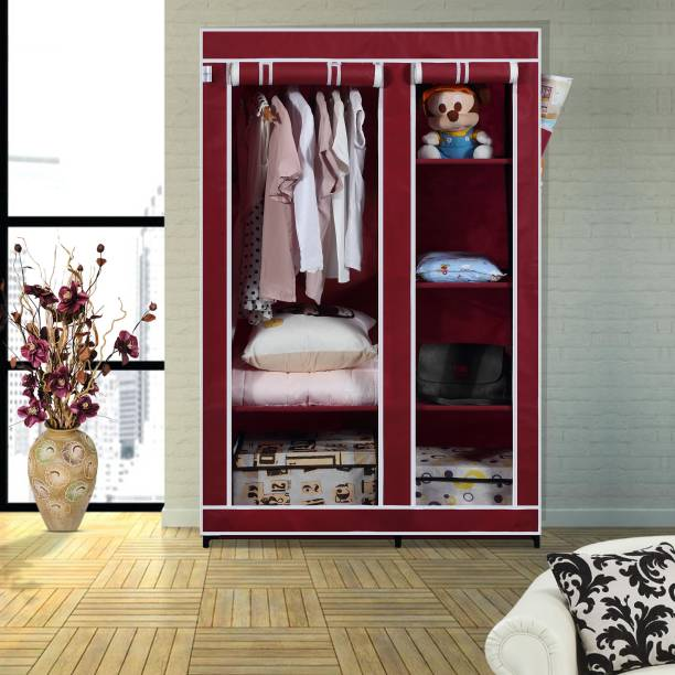 b6ef55e34eb Flipkart Smartbuy Wardrobes Online at Best Prices in India