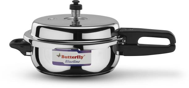 Butterfly Blue Line 3 L Induction Bottom Pressure Cooker