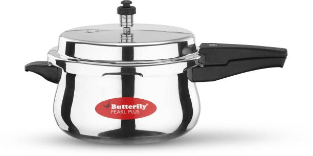 Butterfly Pearl Plus 5 L Induction Bottom Pressure Cooker