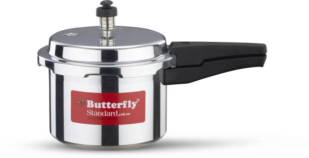 Butterfly STANDARD PLUS 3 L Induction Bottom Pressure Cooker