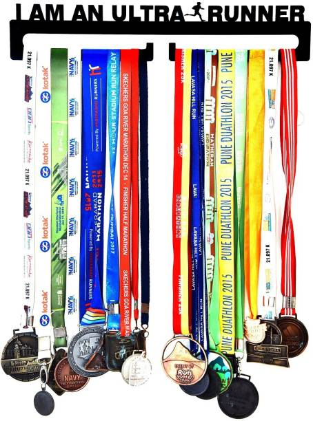 "Fitizen I am an ultra runner 18"" Medal Hanger Medal"