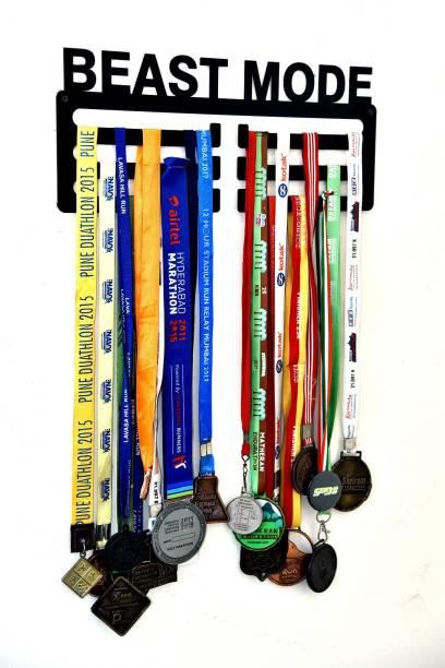 "Fitizen Beast Mode Triple Loop 18"" Medal Hanger Medal"