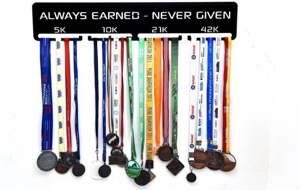 "Fitizen Always Earned - Never Given 30"" Medal Hanger Medal"