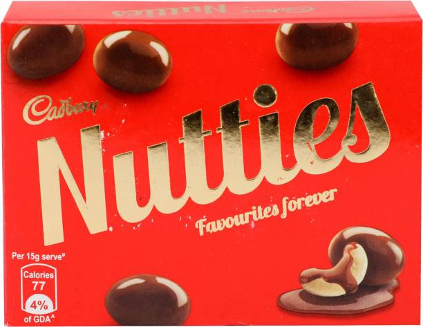 Cadbury Nutties Crackles