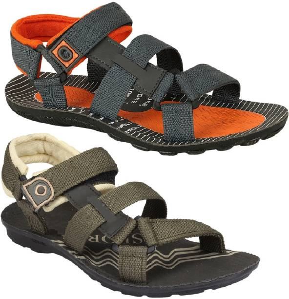 84db09cfb662 Genial Men Multicolor Sandals