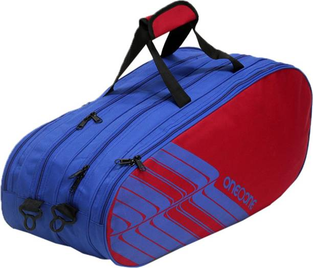 f294e2eaaaa One O One Lines Collection Four Compartment Reb   Blue - Badminton Tennis  Kitbag