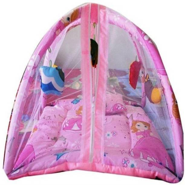 croox Barbie printed New Attractive Play Gym For Kids CRX/BYPG/167
