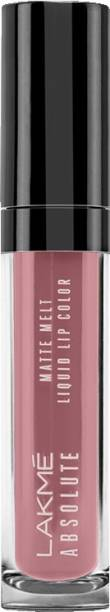 Lakmé Absolute Matte Melt Liquid Lip Color