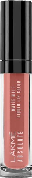 Lakmé Absolute Matte Melt Liquid Lip Color