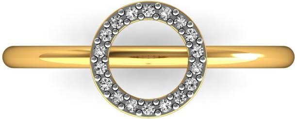 Vannajewels Fine Jewelry 14kt Diamond Yellow Gold Ring