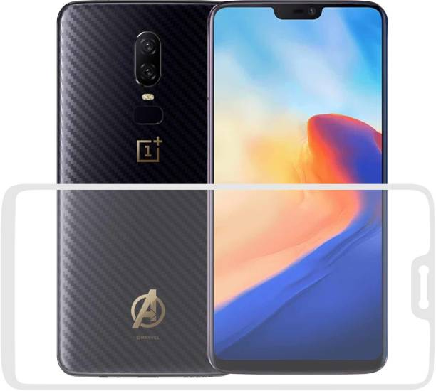 Case Creation Tempered Glass Guard for OnePlus 6