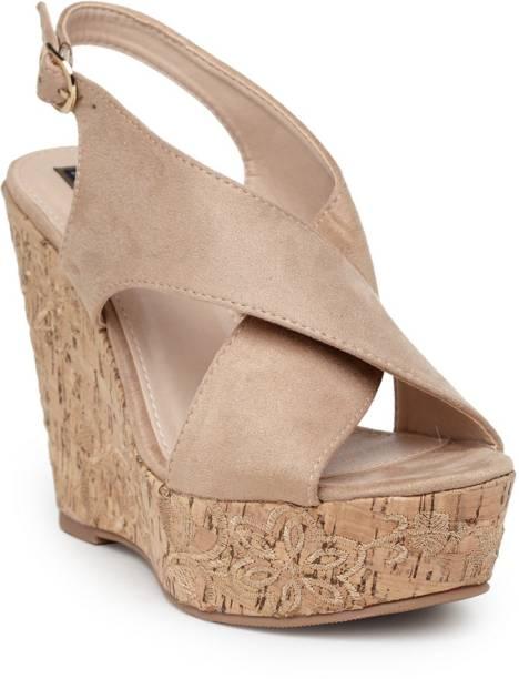 6dd02778 Flat N Heels Wedges - Buy Flat N Heels Wedges Online at Best Prices ...