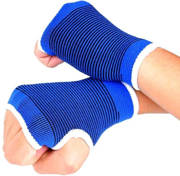 a90ec20752 QUINERGYS ™ Palm Wrist Hand Brace Elastic Support Carpal Tunnel Tendonitis  Pain Relief New Palm Support